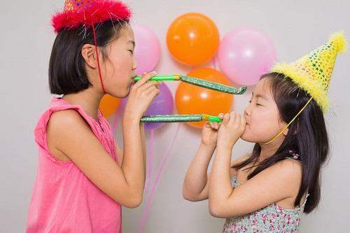 Bubble Wrap Noisemakers