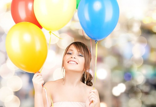 Create a Balloon Ceiling