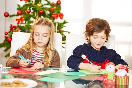 Easy New Year's Crafts for Kids
