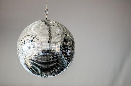 Make a Glitter Ball