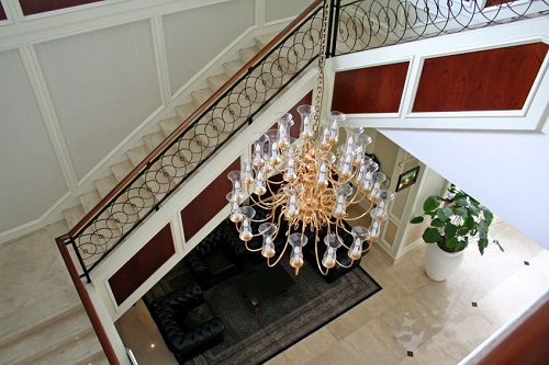 Creating a Graceful Chandelier