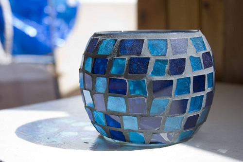 Beneficial Uses of Blue Glass in the Home