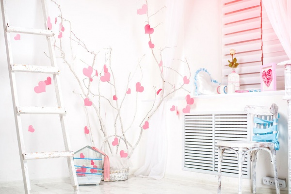 Quick Valentines Day Decor Ideas
