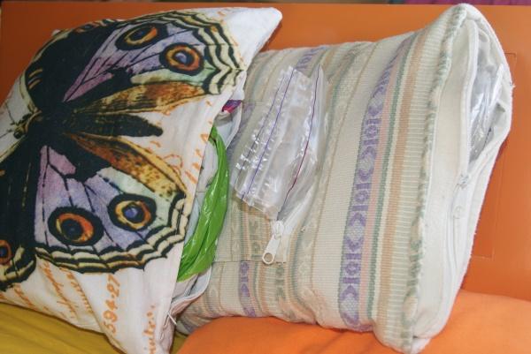 Baggy Pillows