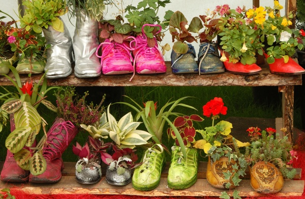 10 Creative Ways to Repurpose Old Shoes