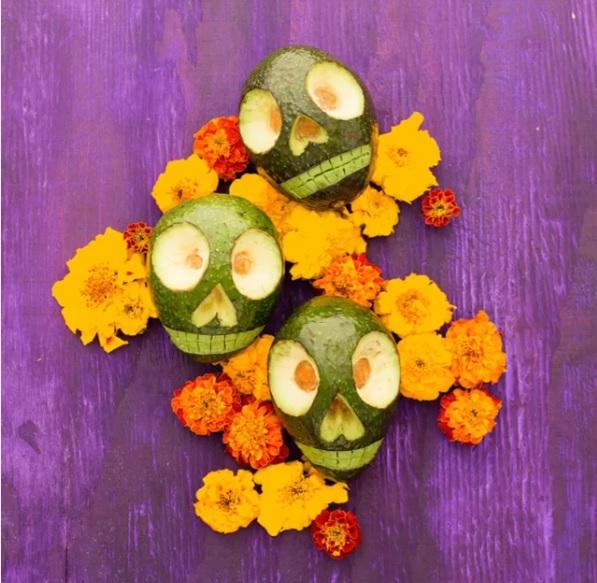 Will Avocado Jack-o'-Lanterns Replace Pumpkin Jack-o'-Lanterns This Year?