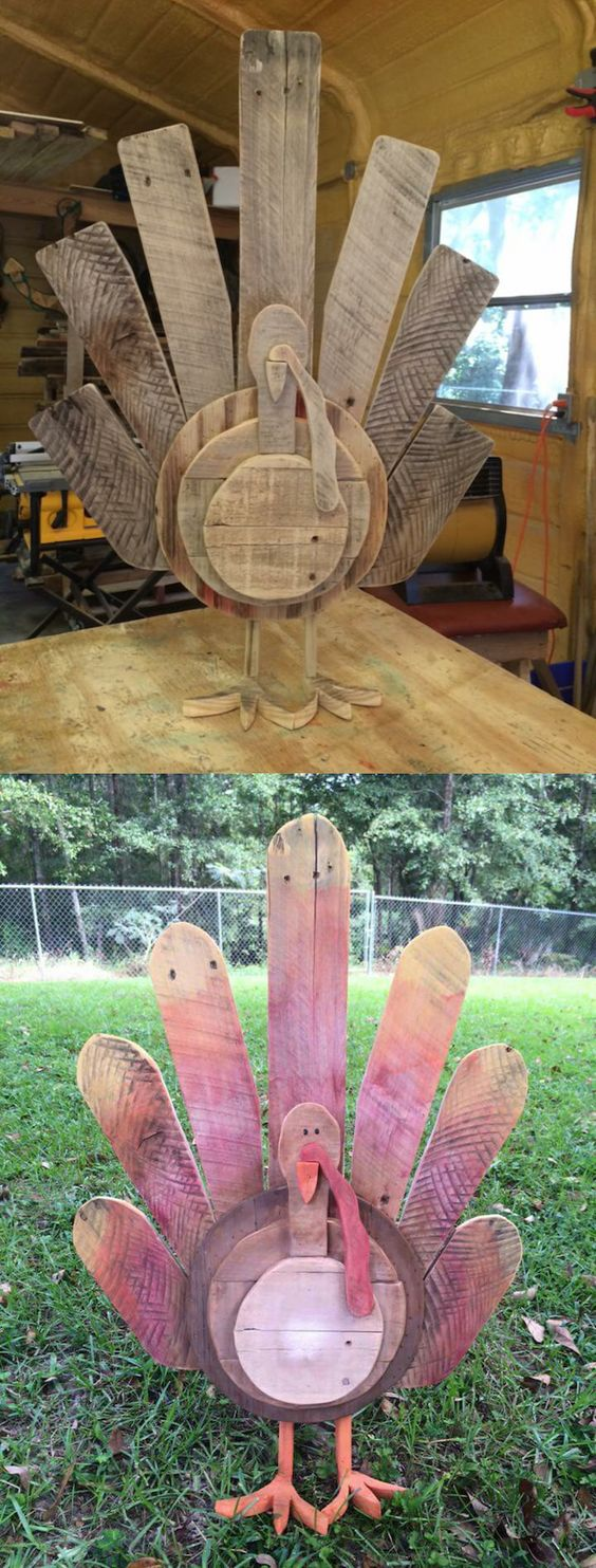 rustic recycling
