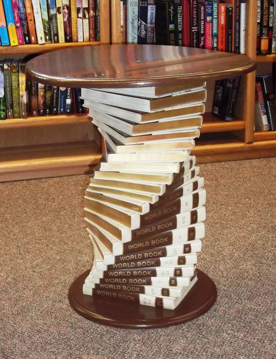 Contemporary piece of furniture