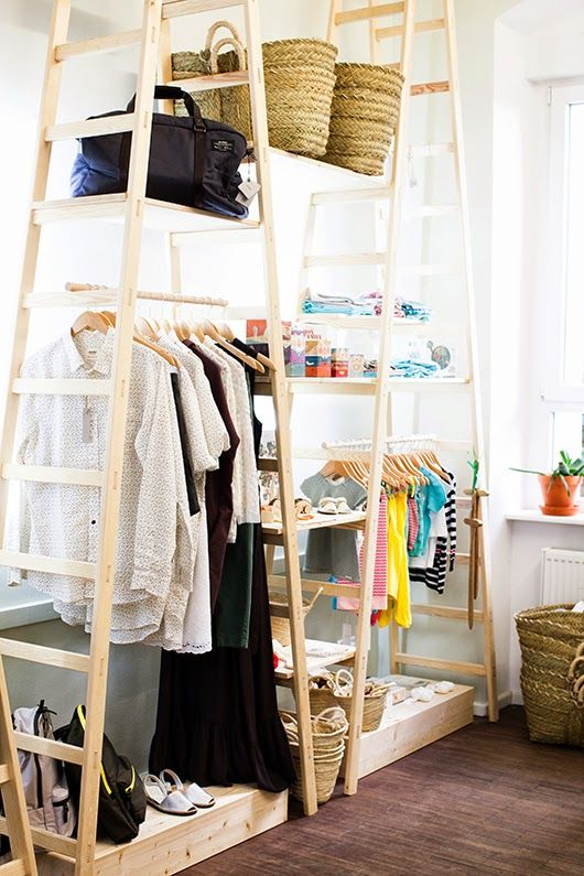 Ladder storage