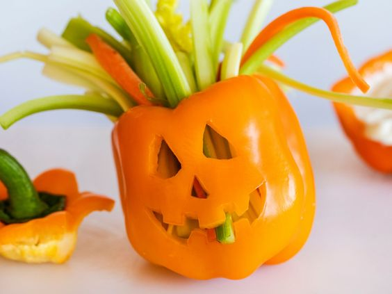 Vegetables to Decorate on Halloween Other Than Pumpkins