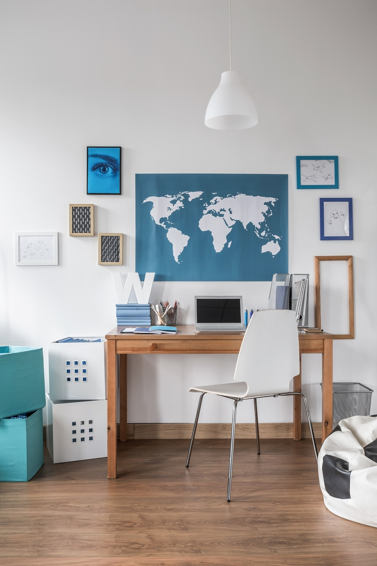 Home Office Decor Ideas - Choose a Theme