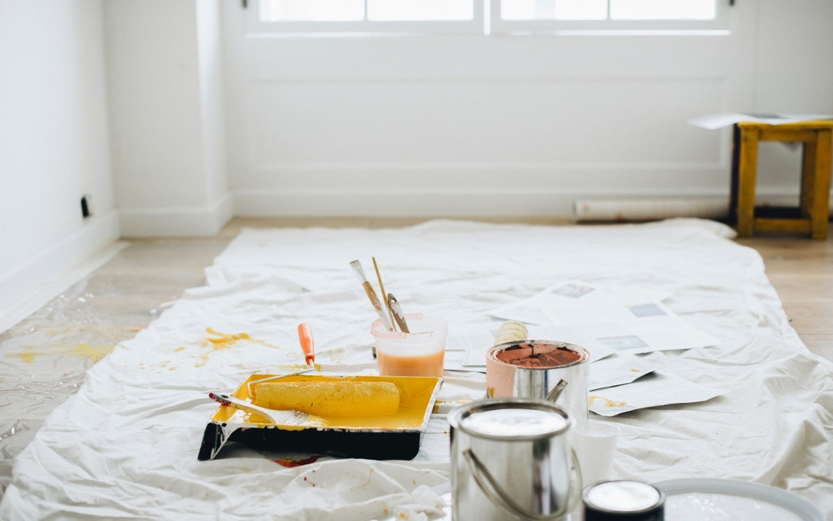 10 Easy DIY Painted Floor Ideas to Try