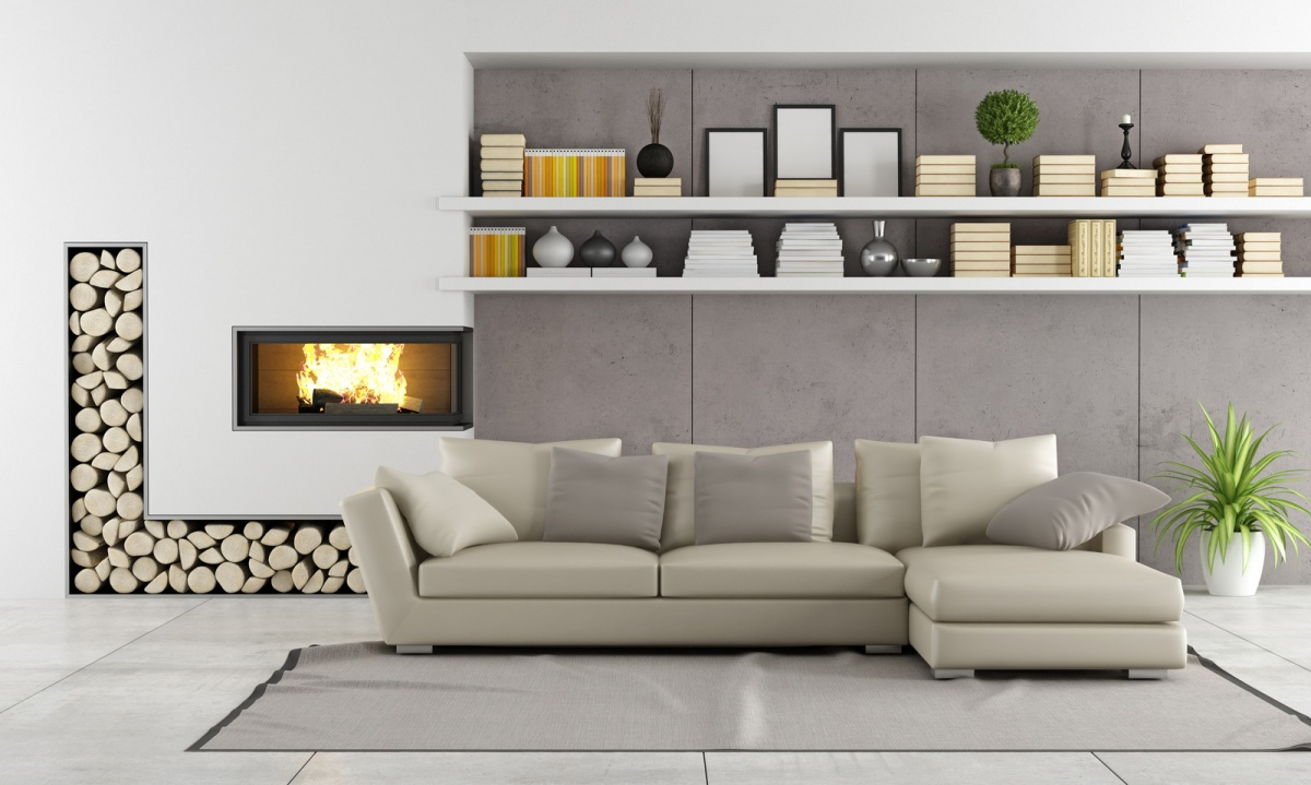 Decorate Your Fireplace Mantel - House Your Books