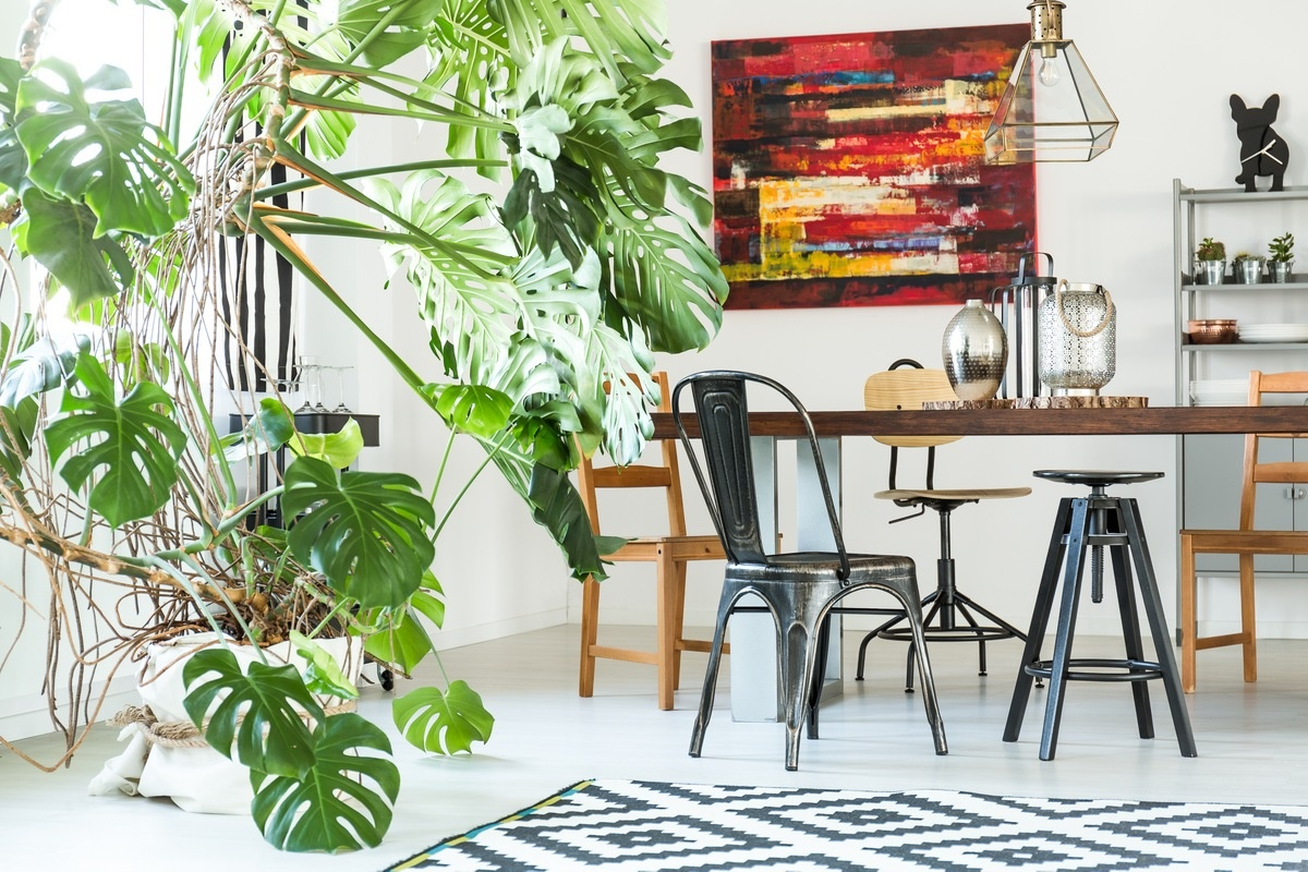 Add Greenery 10 Fabulous DIY Decorating Ideas for Your Dining Room