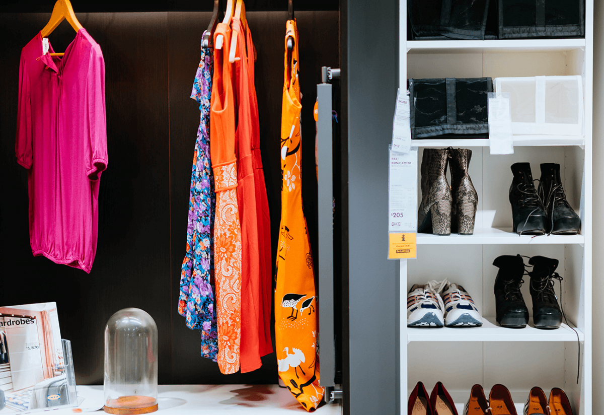 The Container Store Elfa 10 Beautiful DIY Closet Organizers