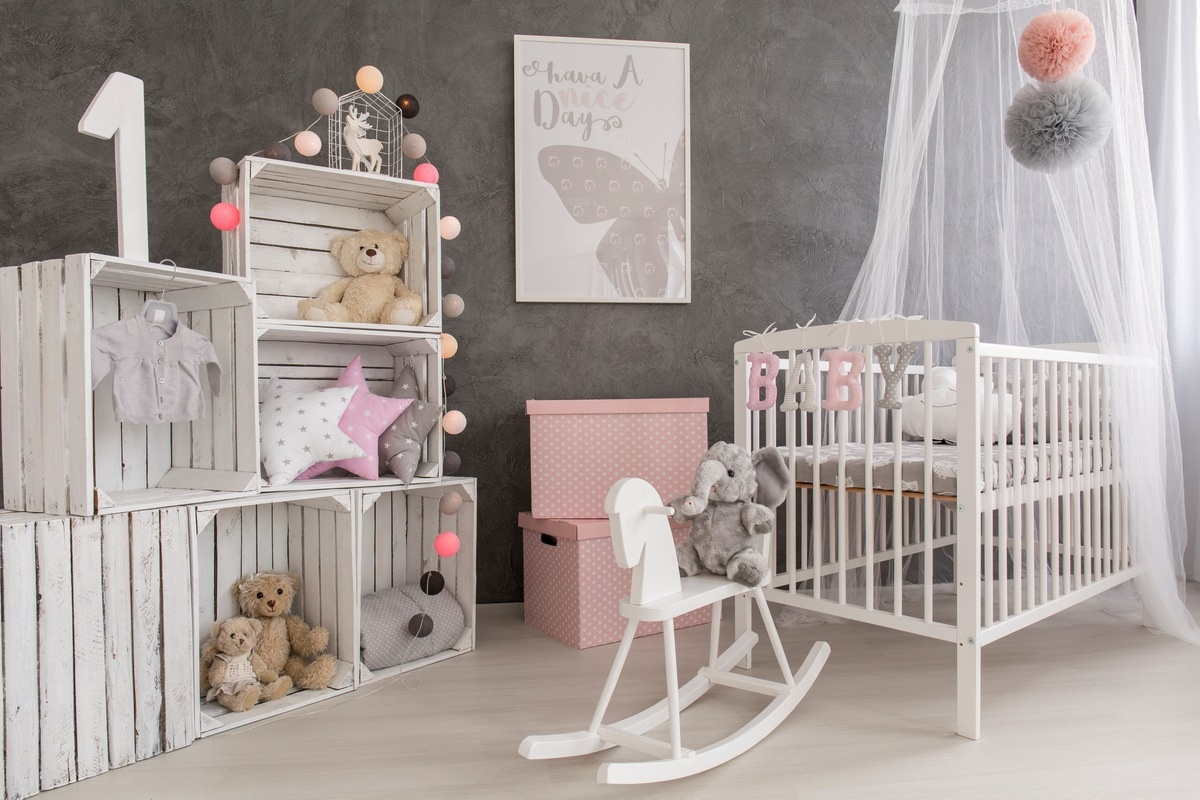 10 Fantastic DIY Projects for Baby Girl Room