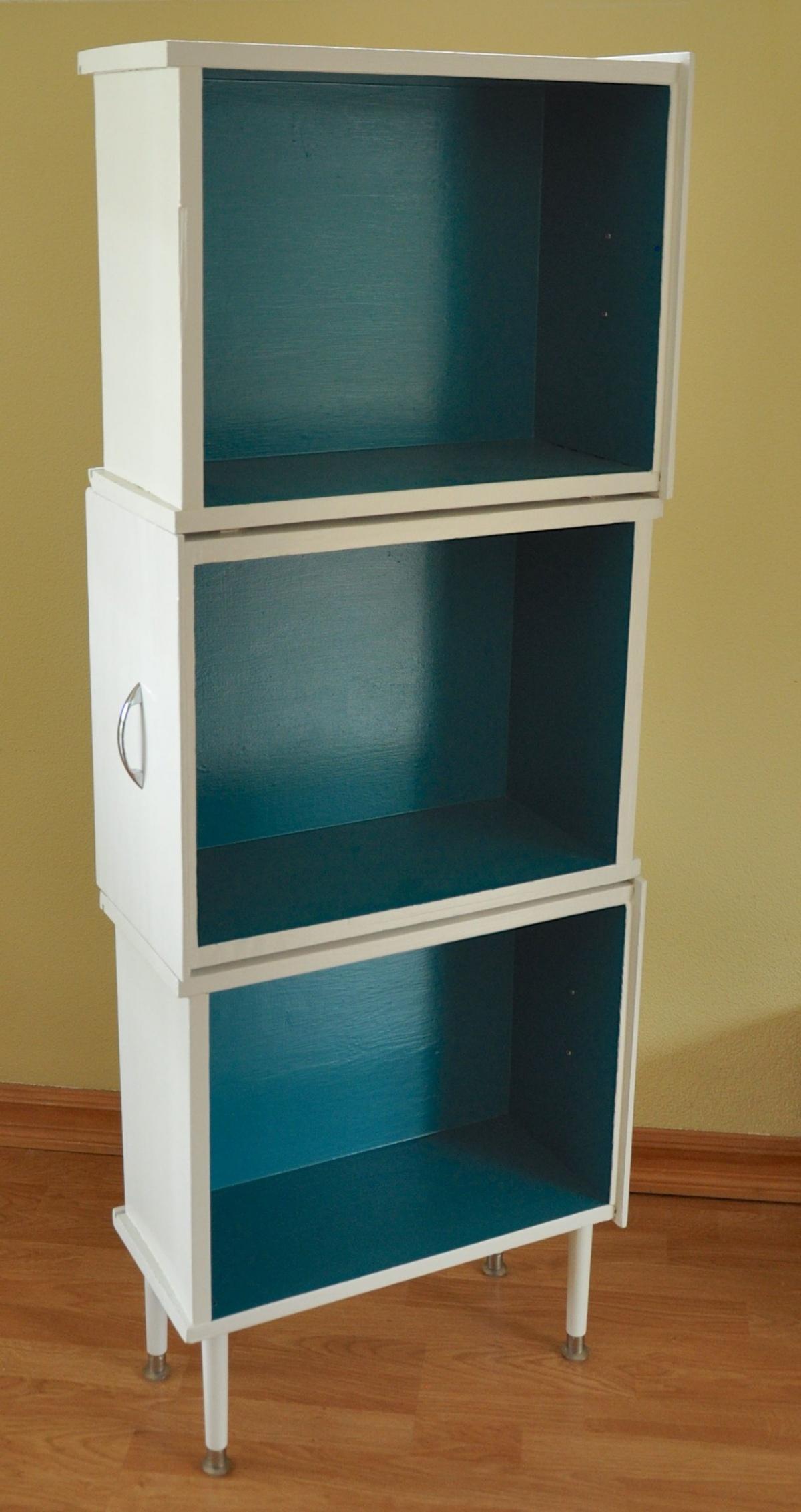 Repurpose old drawers