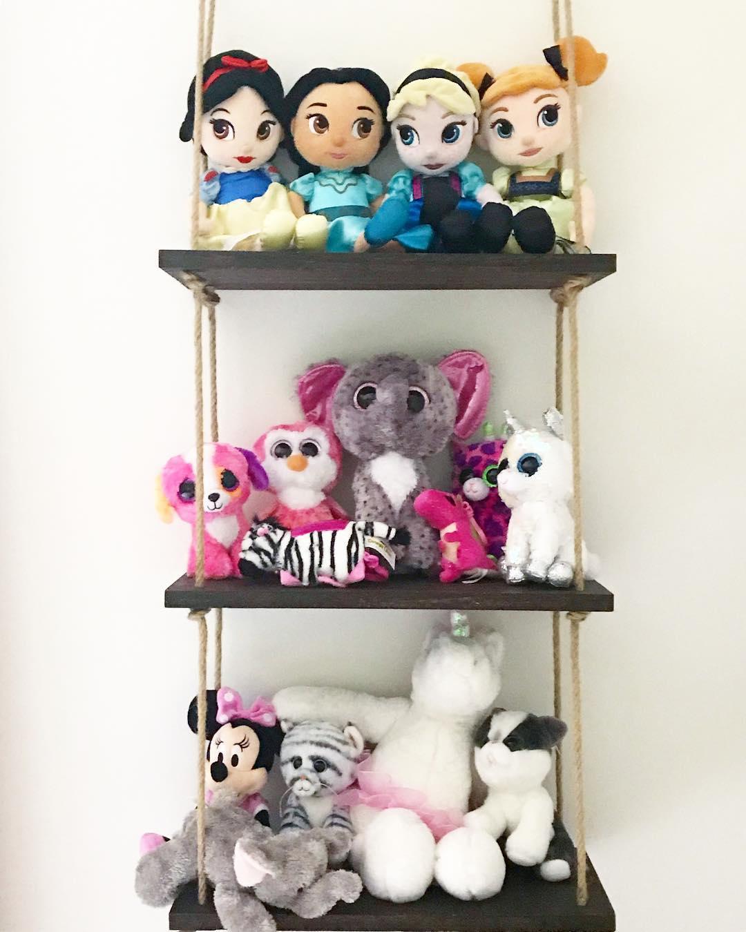 Stuffed Animal Storage Swing