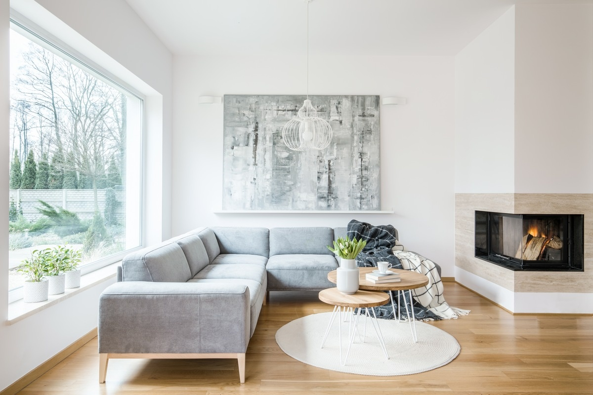 Consider getting more than one coffee table