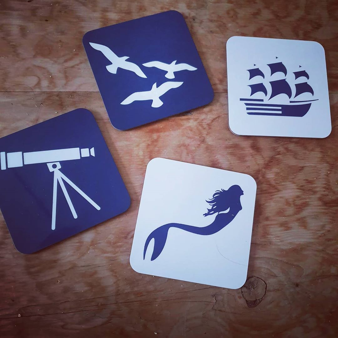 Print out your coasters